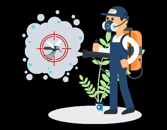 Professional Pest Control The Gap